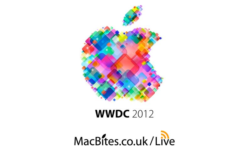 WWDC Keynote 2012