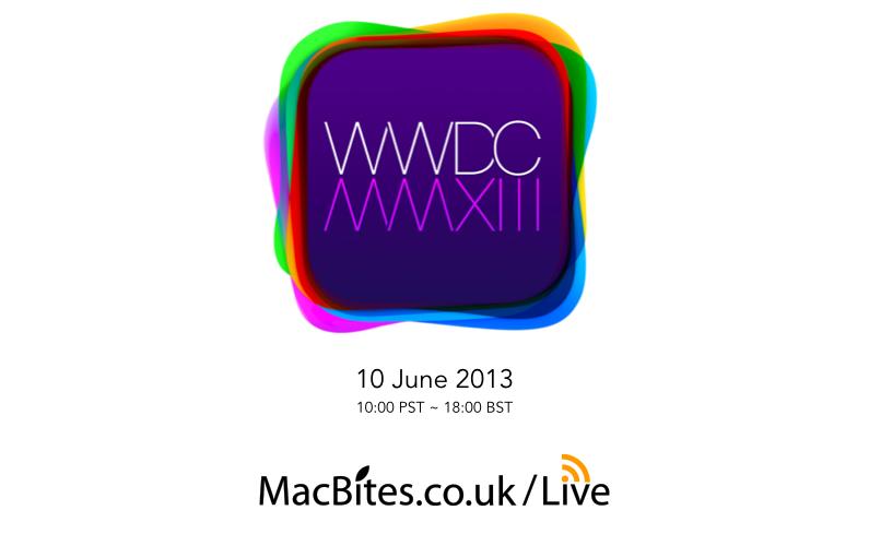 WWDC Keynote 2013