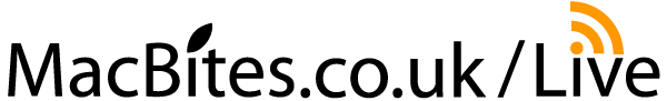 MacBites Live Logo