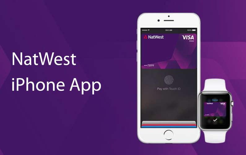 NatWest iPhone App