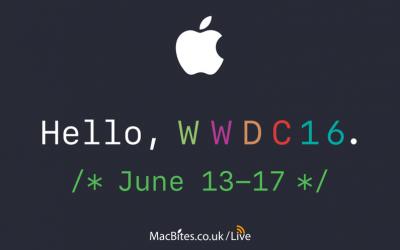 WWDC Keynote 2016