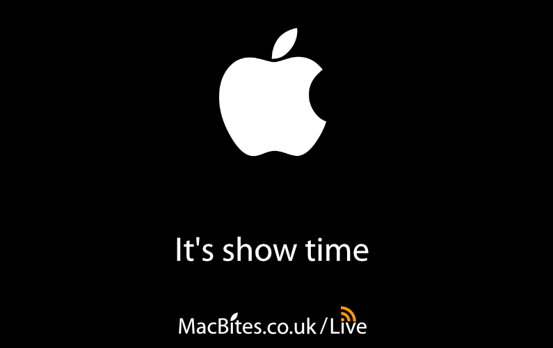 It's Show Time poster for the Apple event on 25 March 2019